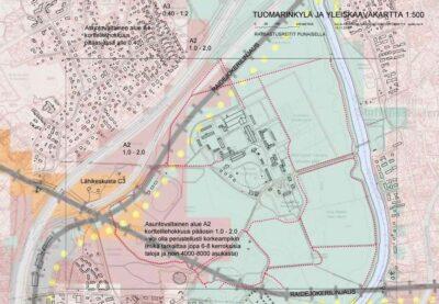 Kaupunginmuseo: Rakentamisen mitoitusta arvioitava uudelleen