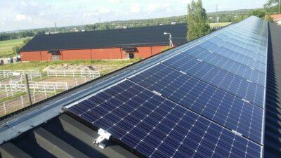 Aurinkopaneelit sopivat myös suojeltuun ympäristöön