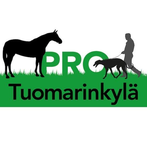 Pro Tuomarinkylä logo.